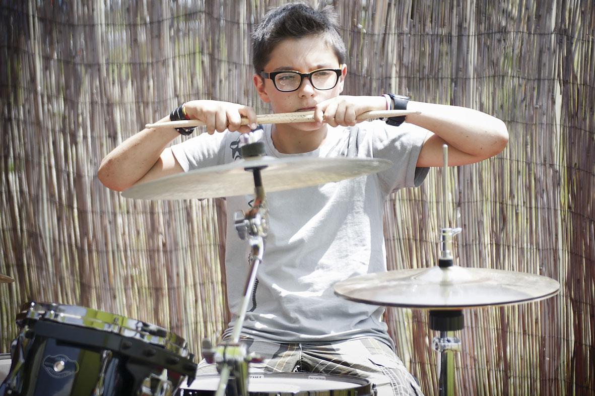 GrooveArt - Ecole de Musique Pays de Gex - Stage Batterie et Percussion