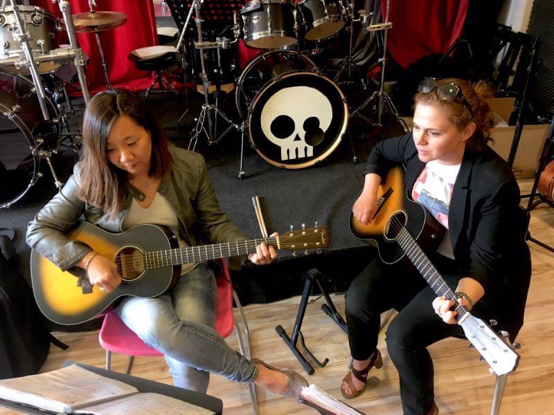 Groove Art - Ecole de Musique Pays de Gex - Guitare Adulte