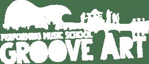 Ecole de Musique Pays de Gex - LOGO_GROOVEART_White